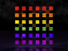 Test Pattern by lostbooks