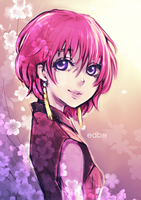 Princess Yona by miss-edbe