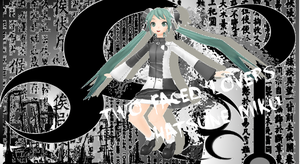 MMD PJD Extend Conflict Miku Two Faced Lovers by vocaloidloverjosh