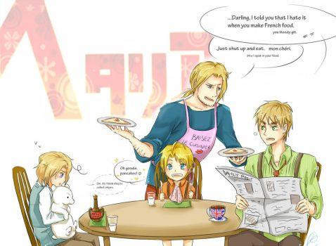 APH- Dysfunctional family ahoy by Clicio