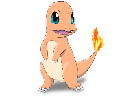 004 Charmander by DemensLab