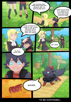 Hide and Seek with Cain Page 3/3 by Ninbikun