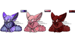 Pallet Adopts for Ashenkitty1 by SoulsofTheDoomed