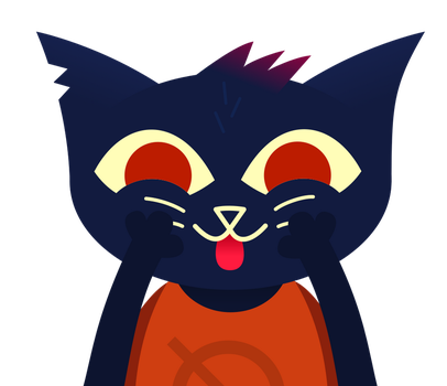 Mae Borowski from NITW with cute face by TimsManter