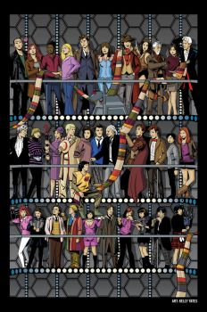 All The Doctor's by KellyYates