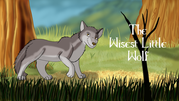 The Wisest Little Wolf YouTube Cover by AshWolf-Forever