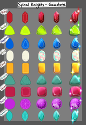 Gemstone Tutorial by FightingPolygon