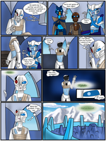 Hunters and Hunted Ch 6 Pg 5 by Saronicle