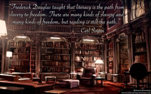 Reading is Still the Path by AmericanDreaming