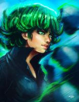 Tatsumaki plus Video by Mark-Clark-II