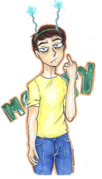 Morty by mitchsona