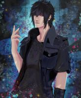 Noctis by Nephiny
