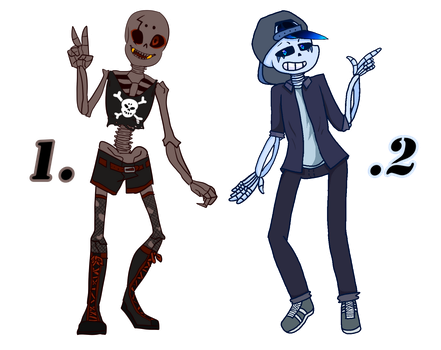 -AUCTION- Skelly Adopts closed by RhythmThieved