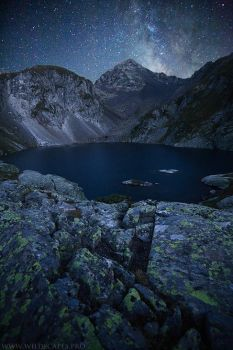 The Dark Lake by MaximeCourty