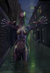Horror of the Autons by Harnois75
