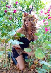 Faun Blossoms by HeatherAfterCosplay