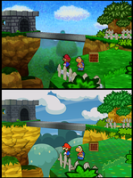 New Paper Mario Screenshot 010 by Nelde