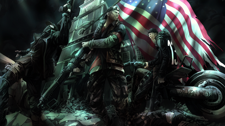 Homefront the revolution by dead-cows-valley