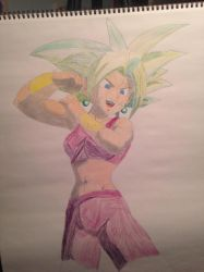 Sketching of Kefla  by TristanG123