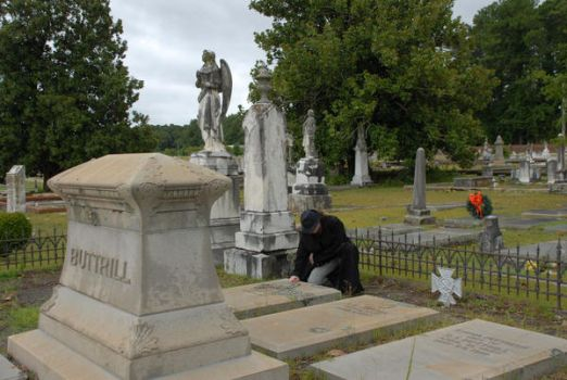 Taylor Jackson Cemetery 40 by LinzStock