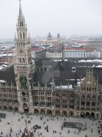 View of Munich by Cecilia37