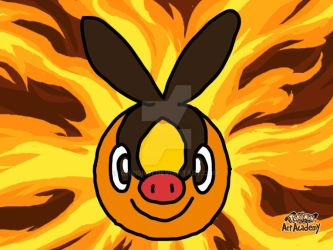 Tepig by Chrisi011