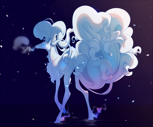 Frosted tips by HelmiP
