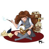 Hermione by the-marou