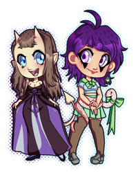 40.oo USD Collab COMS With AngelObsessed OPEN by TwistedDisaster