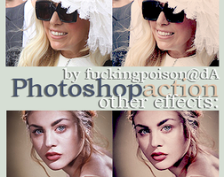 PS action 05 + psd by fuckingPOISON