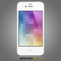 Colourful - iPhone Wallpaper by apfelcutter