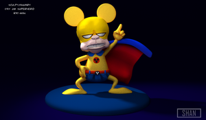 Rat-Man by MaryShan