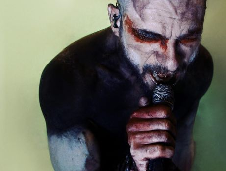 Z Marr of Combichrist by KAL1MAR1