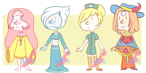 White Pearls --- CLOSED - SU adopts by softboi-png-Adopts
