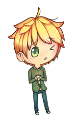 Tweek Tweak by Drawn-Mario