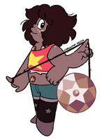 Smoky Quartz by carolroda6