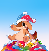 King of the Hats by HappyCrumble