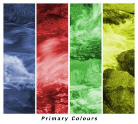 Primary Colours by powowcow