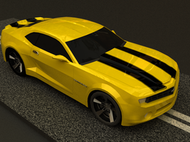 Chevrolet Camaro by Squint911
