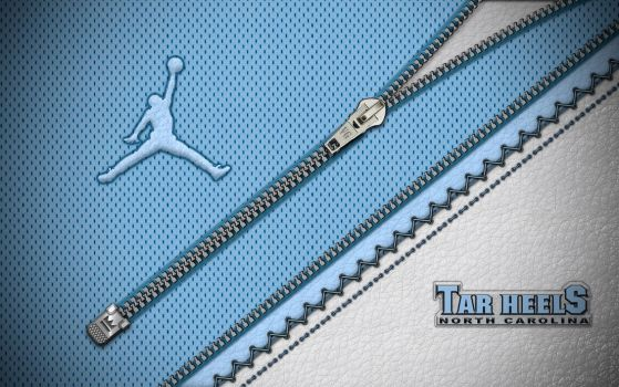 Tarheels-Stitched by vectorgeek