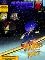 Sonic the Hedgehog Z #4 Cover Sept-Oct 2013 by CCI545
