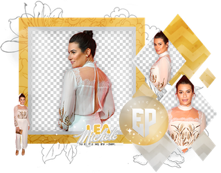 Pack Png 2364 // Lea Michele. by ExoticPngs