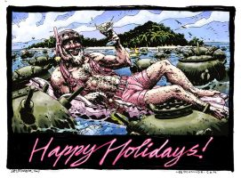 Happy Holidays 2011 by leeoconnor