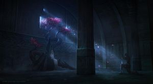 Throne Room by AlynSpiller