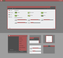 Doden Theme Windows 8.1 by Cleodesktop
