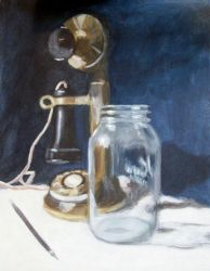 still life 11 by melaniey
