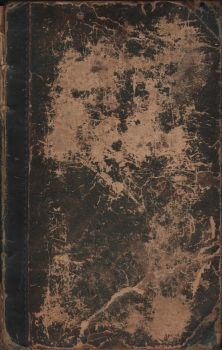 Old book cover1b by GeneralVyse