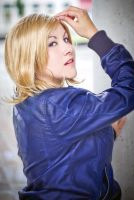 Doctor Who - Bad Wolf by stormyprince
