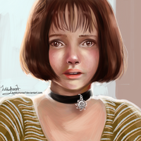 Mathilda by HobbyHorse7