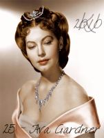 25 - Ava Gardner by Poison-Ivy-Alice
